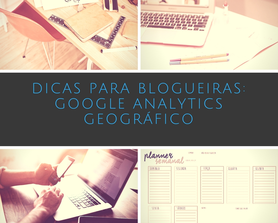 Google Analytics Geograficos