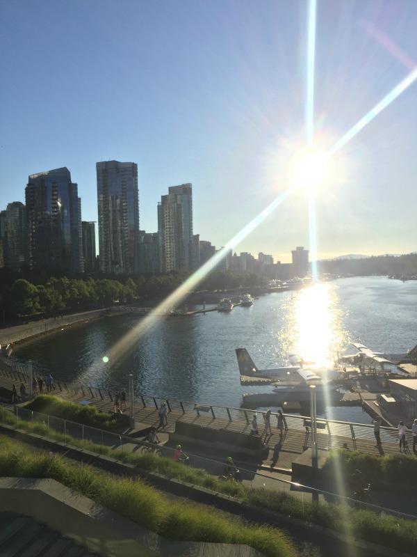 Vancouver waterside