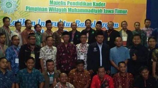 MPK PDM Jember Dapat Hadiah Ke Thailand Pada Acara Latihan Instruktur MPK PWM