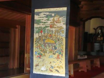 東慶寺涅槃図