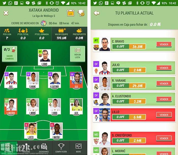 Football Manager Mobile 2018 Apk+Obb Data (Offline Mod
