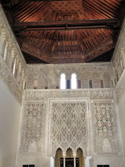 Toledo - Sinagoga del Tránsito