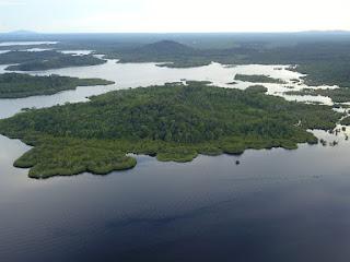 Danau Laet, Objek Wisata Baru Yang Menyimpan Banyak Potensi