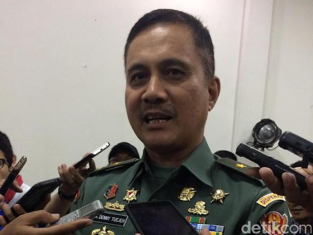 TNI AD Yakin Polri Usut Tuntas Kasus Penusukan Prajurit di Depok