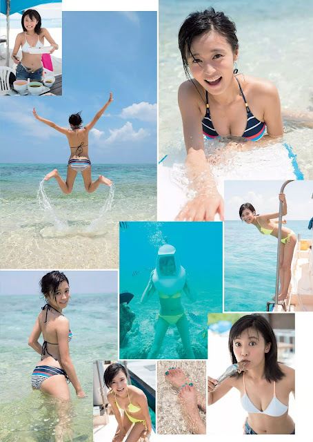 小島瑠璃子 Kojima Ruriko Summer Summer Vacation 02