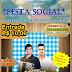 Festa social dos Co-padroeiros São Joaquim e Sant'Ana