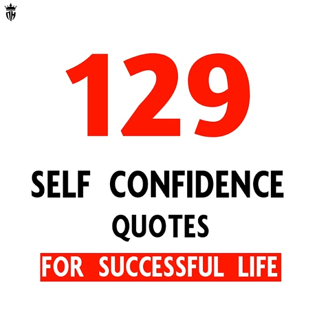 129+ Best Believe in Yourself Confidence Quotes
