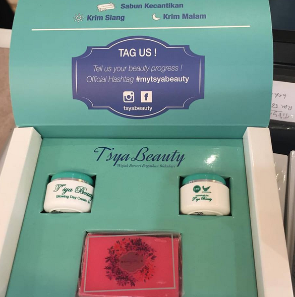 tsya beauty skincare