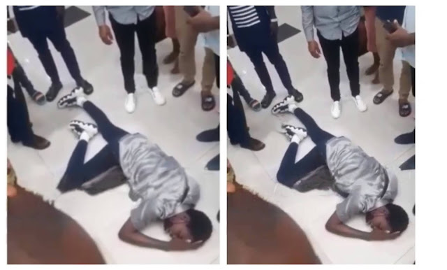 Nigerian man mistakenly recharges N3million airtime instead of N3000 (Video)