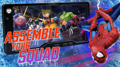 Marvel Strike Force Guide