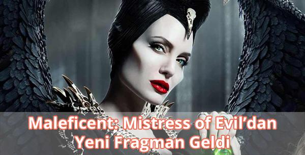 Maleficent: Mistress of Evil Yeni Fragman İzle