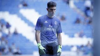 """Luca Zidane dice """"adiós"""" a la temporada"""
