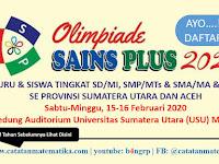 Olimpiade Sains Plus Siswa & Guru (LOSPI) Tahun 2020