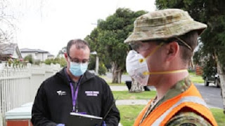 Australia recorded its highest ever daily tally of deaths from the novel coronavirus