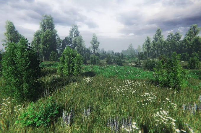[FxGear Share] – Nature Package – Swamp,Forest Environment v1.0 - Free Download