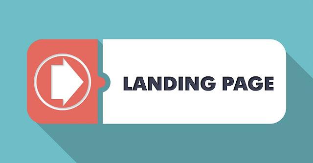 Cara Membuat Landing Page Di Blogger Untuk Bisnis Online Secara Gratis