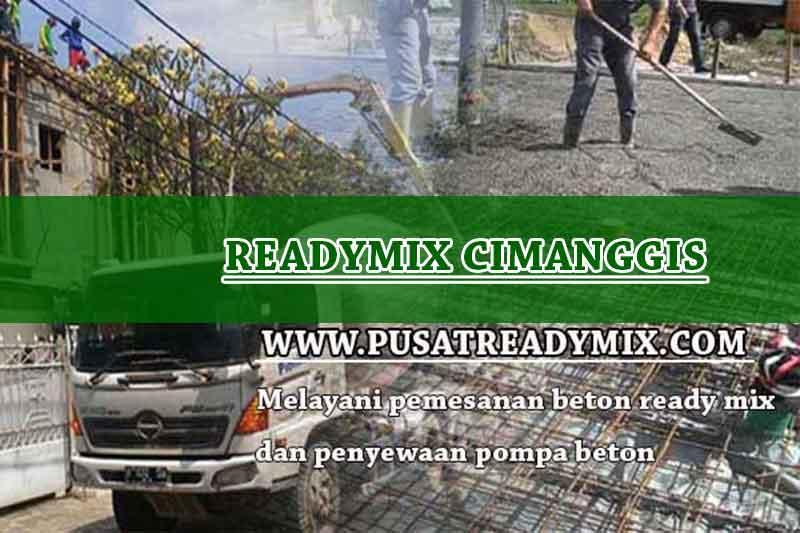 Harga Beton Ready mix Cimanggis 2020