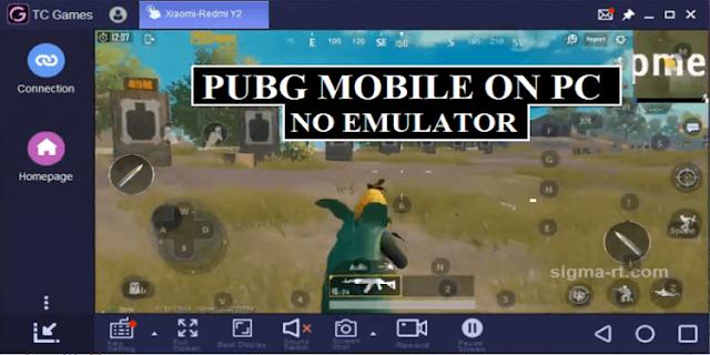 Emülatör Olmadan PC'de PUBG Mobile Nasıl Oynanır