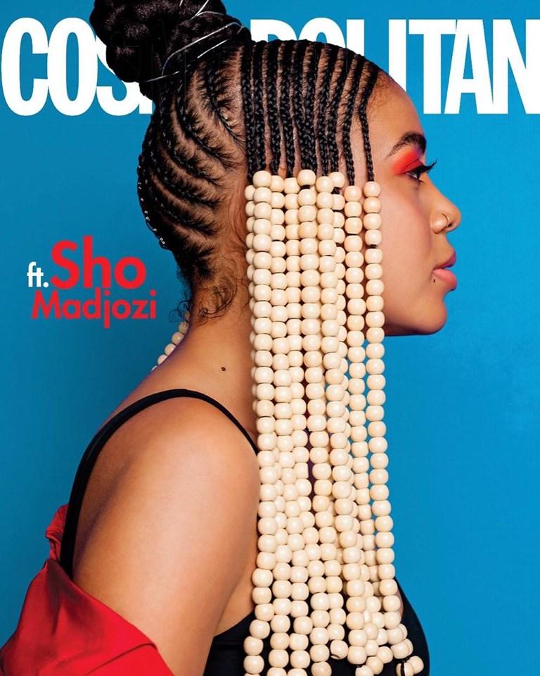 Sho Madjozi Pens Heartfelt Love Letter To Her Hair