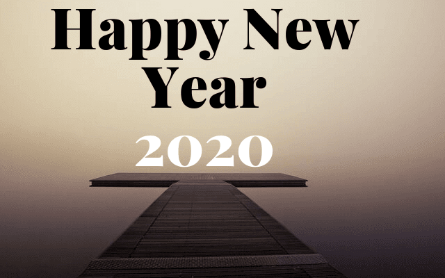 Happy New Year 2020 Photo