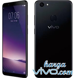 daftar vivo fingerprint - harga vivo v7 terbaru