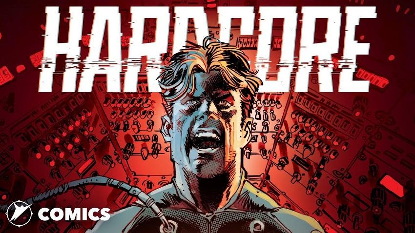 Адам Вингард снимет фантастический боевик по комиксу Hardcore Роберта Киркмана