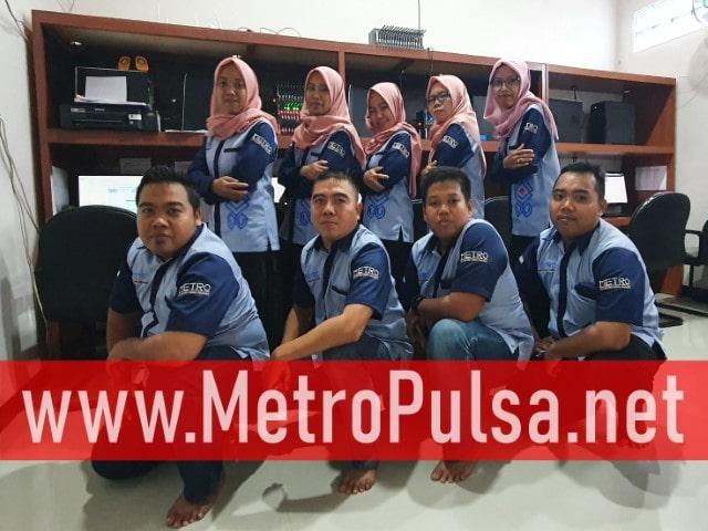 metropulsa.net Adalah Web Resmi Server Metro Reload Pulsa | CV Metro Media Payment