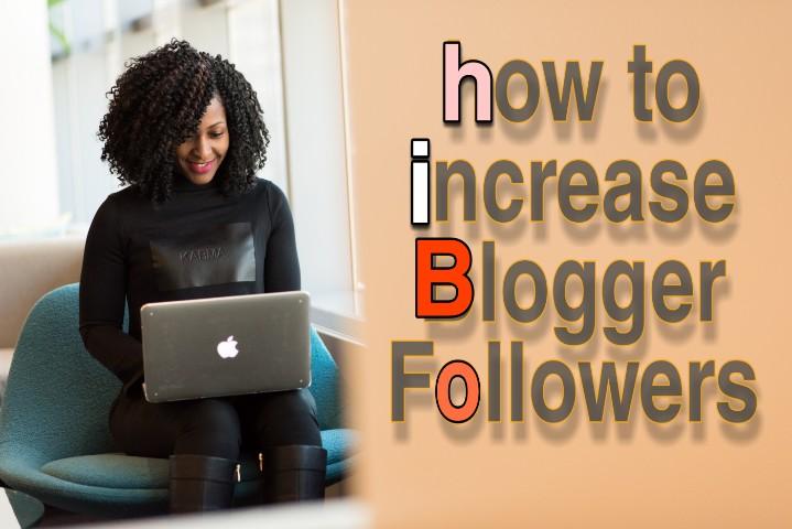 blogger follower