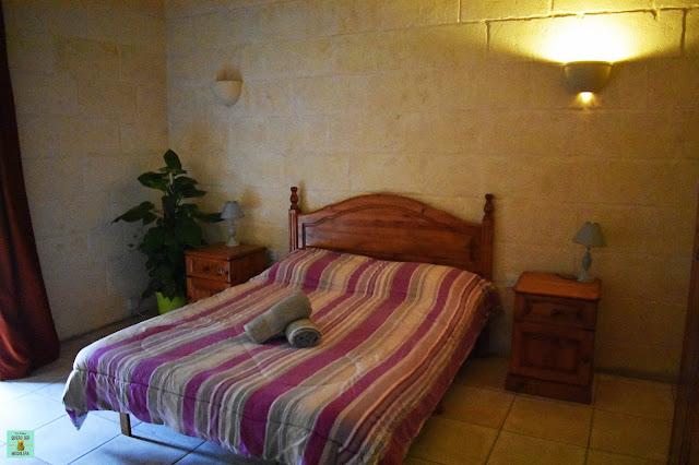 Alojamiento en la isla de Gozo
