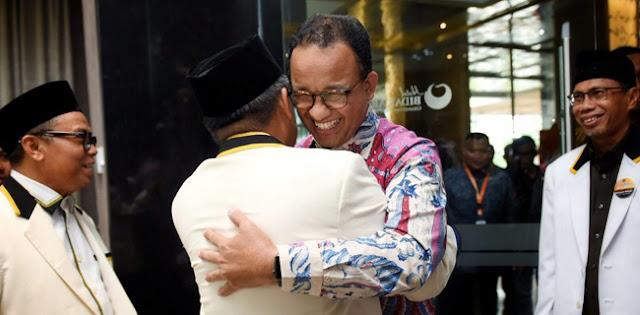 Anies: Manfaat Pelukan PKS-Nasdem Insya Allah Dirasakan Seluruh Indonesia