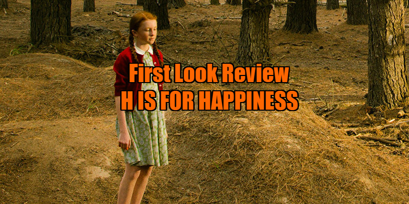 h is for happiness review