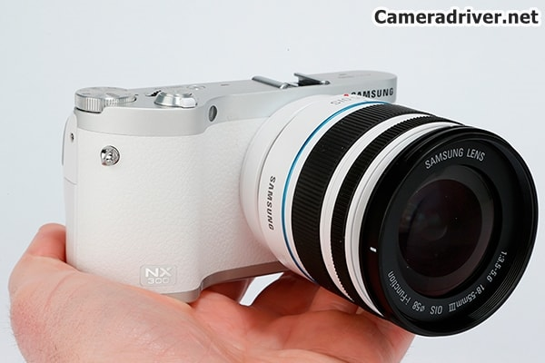 Samsung NX300 DSLR Camera Firmware and Software