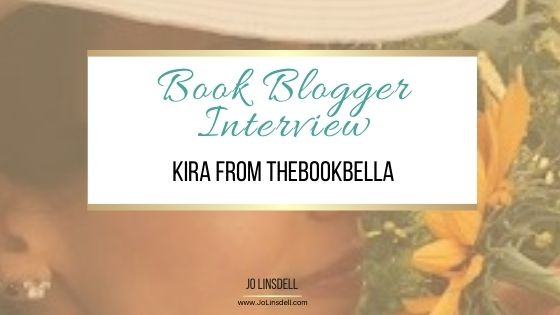 Book Blogger Interview: Kira from Thebookbella