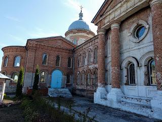 Мирополье. Свято-Николаевская церковь