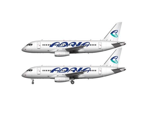 Adria plans order for twelve Sukhoi Superjets