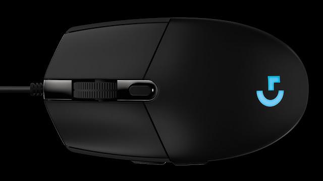 Logitech Gaming Mouse Terbaik dan Terkeren