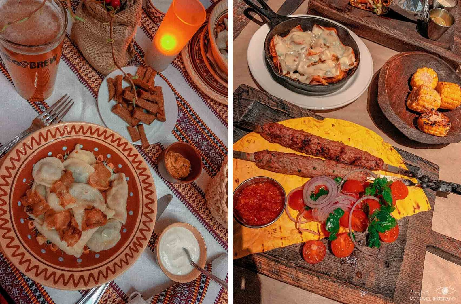 My Travel Background : 5 jours en Ukraine : itinéraire & infos pratiques