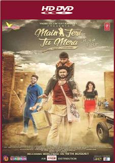 Main Teri Tu Mera 2016 Punjabi 900MB HDRip 720p