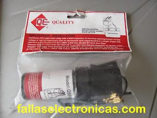 reparar compresor aire acondicionado