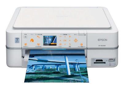 エプソン カラリオEP-803AWドライバ