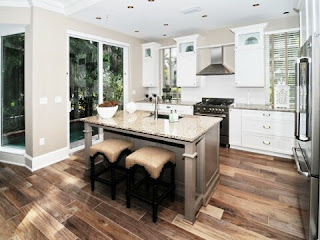 How To Choose Kitchen Floor Its Material According
