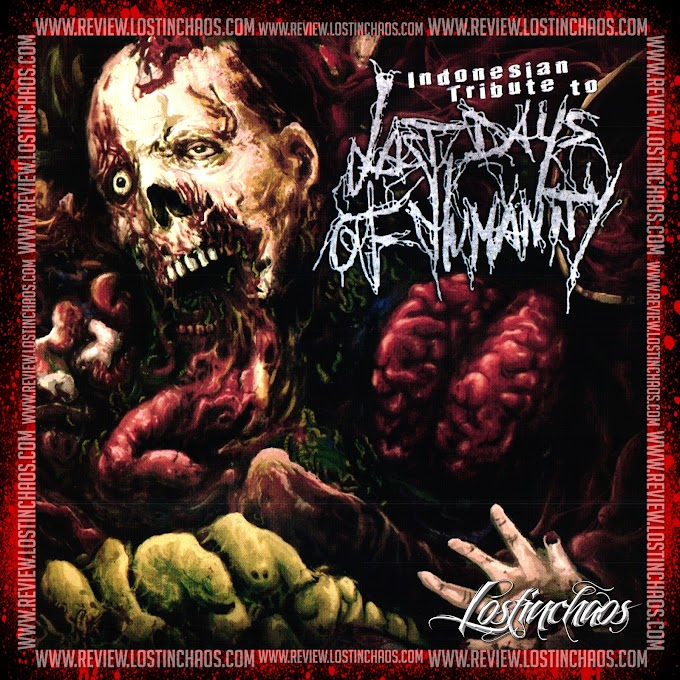 VA. Indonesian Tribute to Last Days of Humanity CD 2021