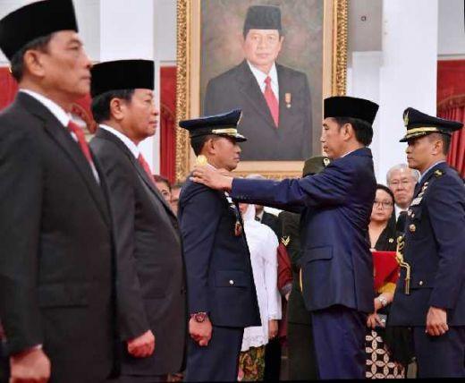Dukungan Para Jenderal, Tak Menjamin Capres Menangi Pilpres 2019