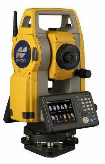 Desain Teknologi Superior Total station  OS 101-102-103 dan105 Topcon