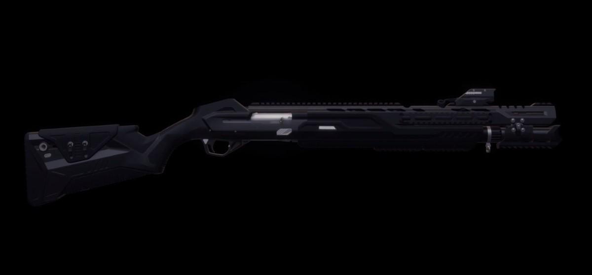Kalashniko escopeta con conexión a Smartphone