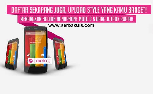 Kontes Video E-Card Berhadiah Utama Motorola Moto G