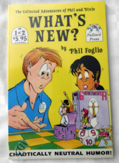 "Phil Foglio ""Signed"" What's New 1 & 2"