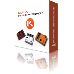 Download Efektor Distortion Bundle Guitar Effect Software full version for free