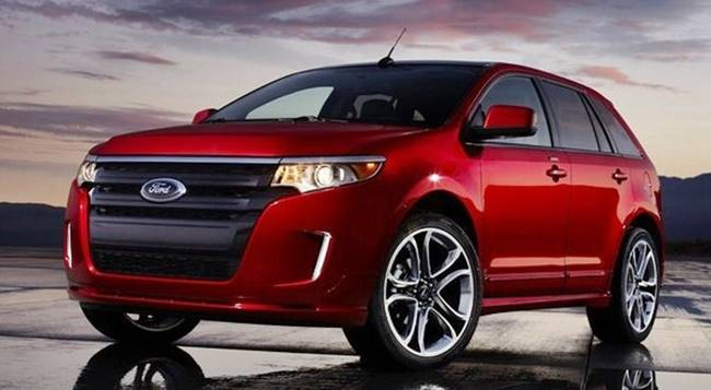 2020 Ford Edge Concept Release Date