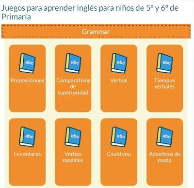 http://www.mundoprimaria.com/juegos-de-ingles/juegos-para-aprender-ingles-5o-y-6o-primaria/